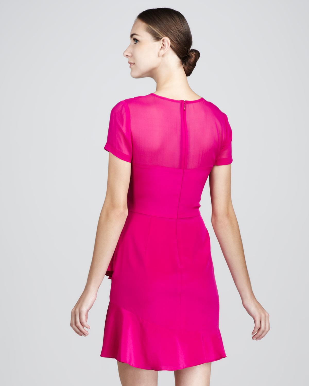 Dkny Pink Dress Weddings Dresses