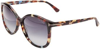 Tom Ford Alicia Sunglasses - Lyst
