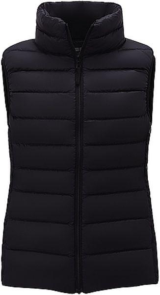 Uniqlo Ultra Light Down Vest In Black Lyst