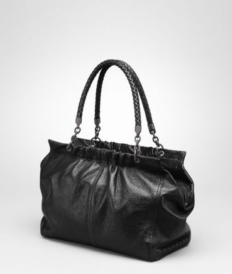 Bottega Veneta Nero Nuage Bag - Lyst