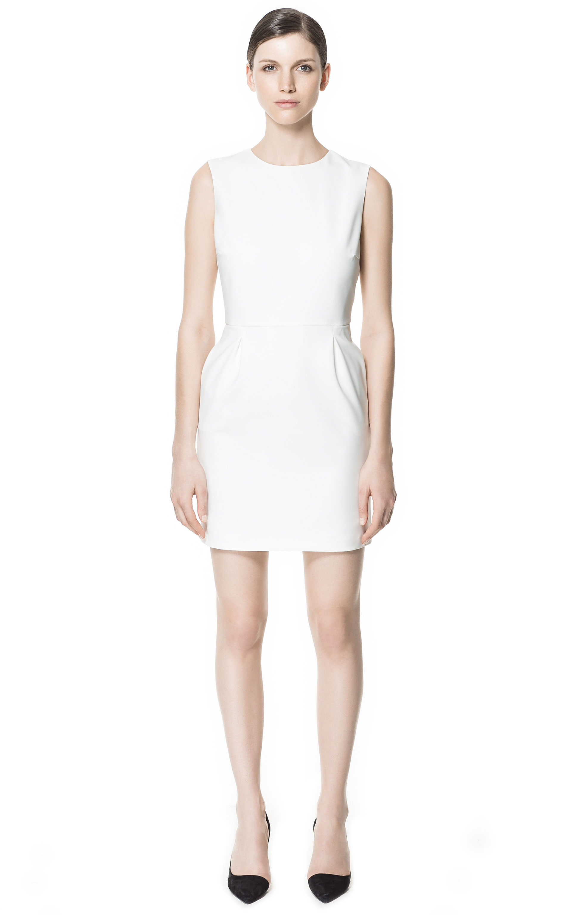 Fantastic ZARA  WOMAN  LONGSLEEVE DRESS  Wanted  Pinterest