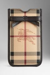Burberry Haymarket Check Iphone 5 Case - Lyst