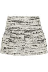 Isabel Marant Itamy Bouclé Mini Skirt - Lyst
