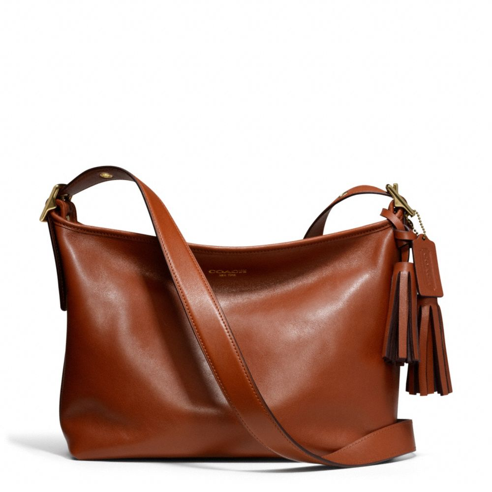 Lyst Coach Legacy Eastwest Duffle In Leather In Brown