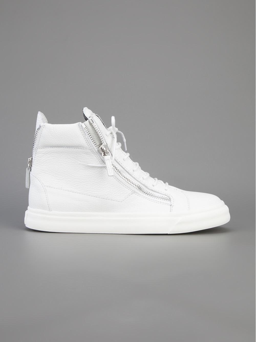 Sneakers Lindos - White Giuseppe Zanotti EfTlqD5RP