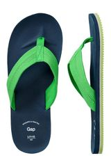 Gap Washed Flip Flops - Lyst