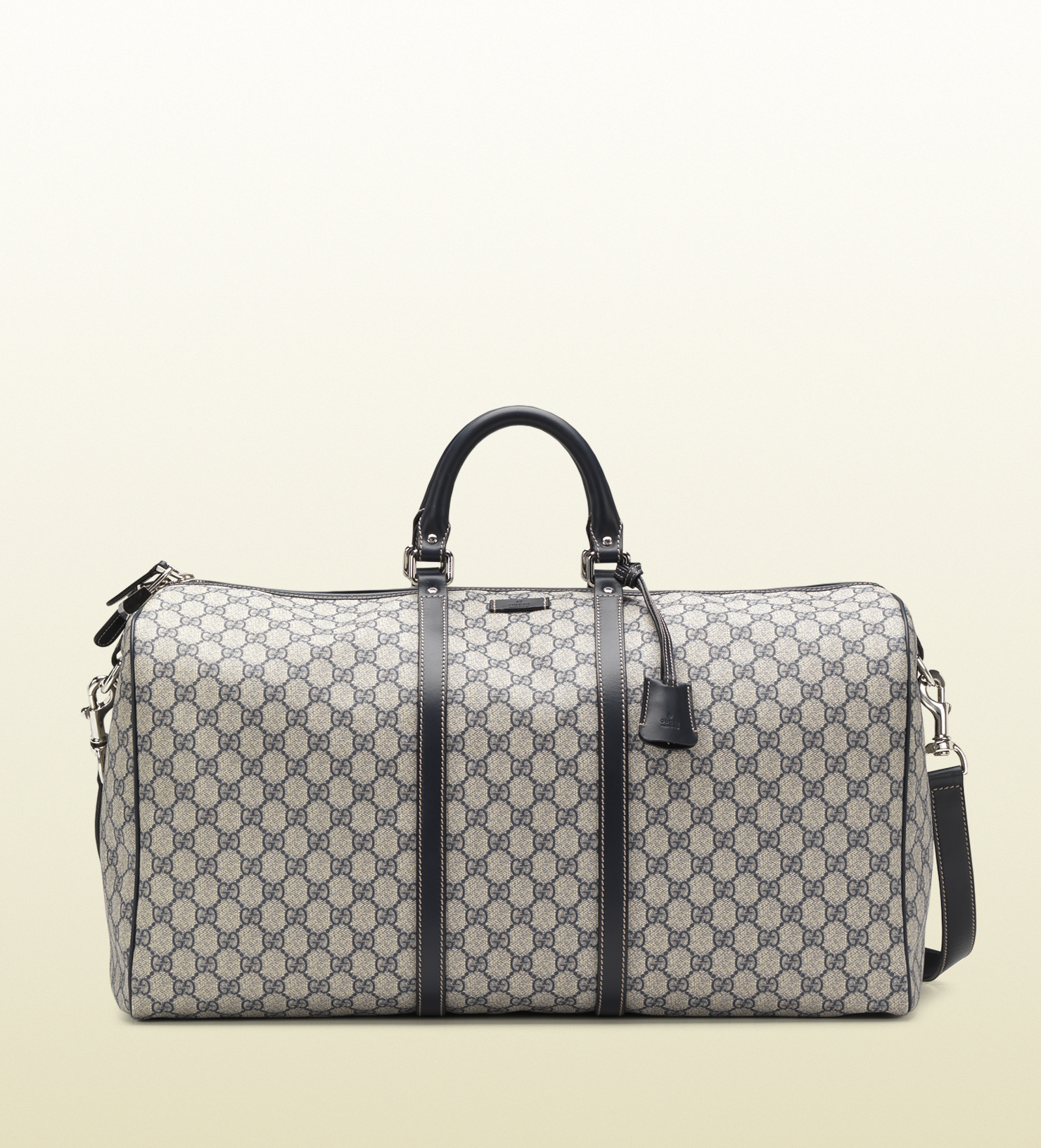Gucci Large Carry On Duffle Bag In Natural For Men Lyst
