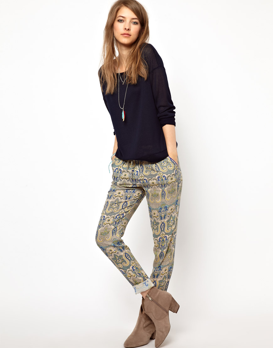 Fake Cheap Price Buy Cheap Pictures Womens Emilie Trouser Pepe Jeans London 100% Authentic Cheap Price Cheap Sale For Cheap Outlet With Paypal Order aGGu1