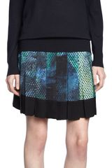 Proenza Schouler Long Sleeve Crewneck Sweater - Lyst