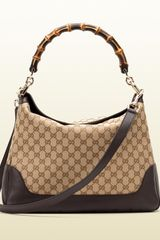 Gucci Diana Bamboo Handle Shoulder Bag - Lyst