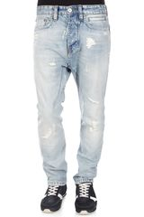 D&G Jeans Light Blue - Lyst