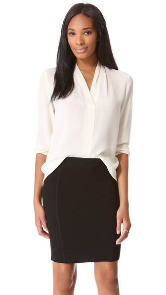 Theory Blouse On Sale 9