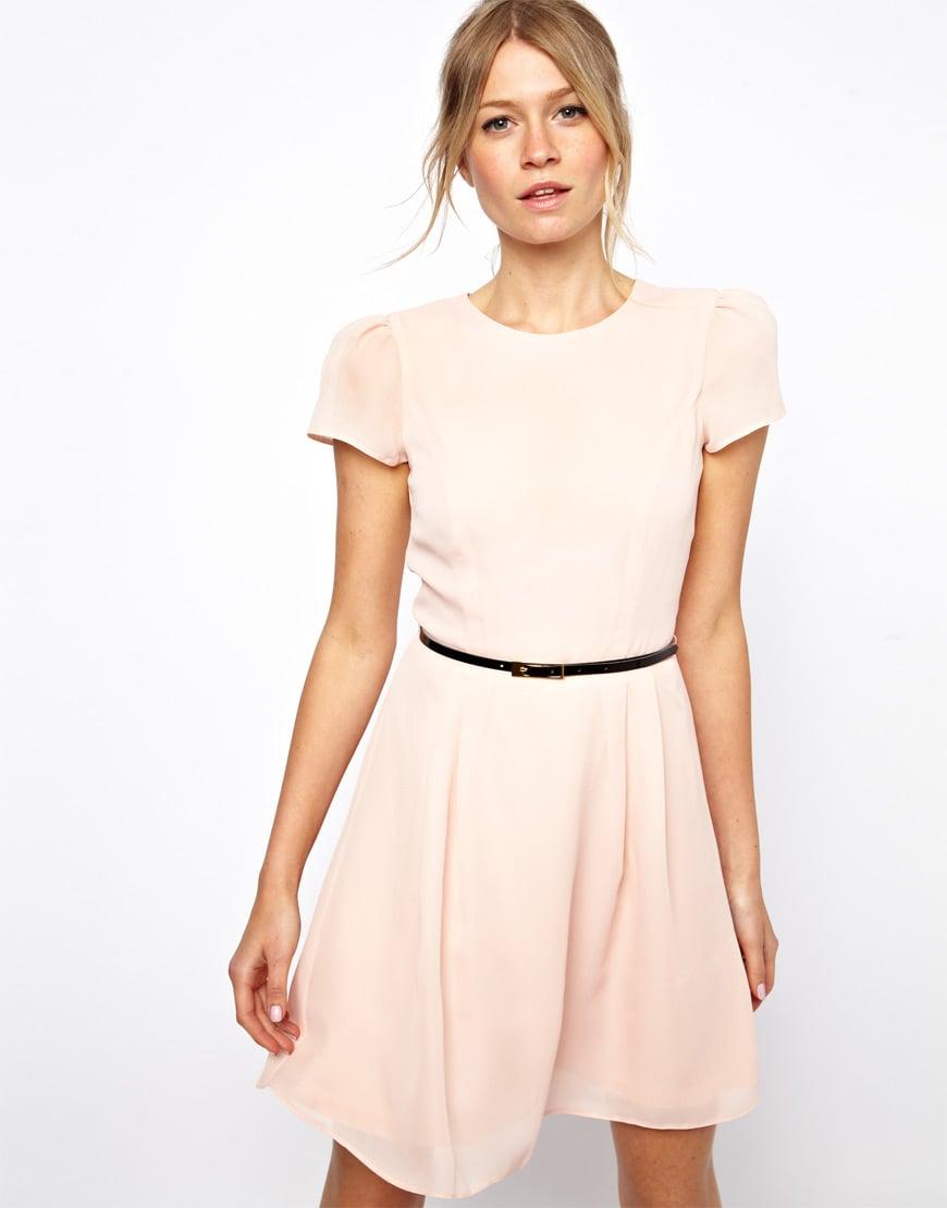 Belt Short Dresses