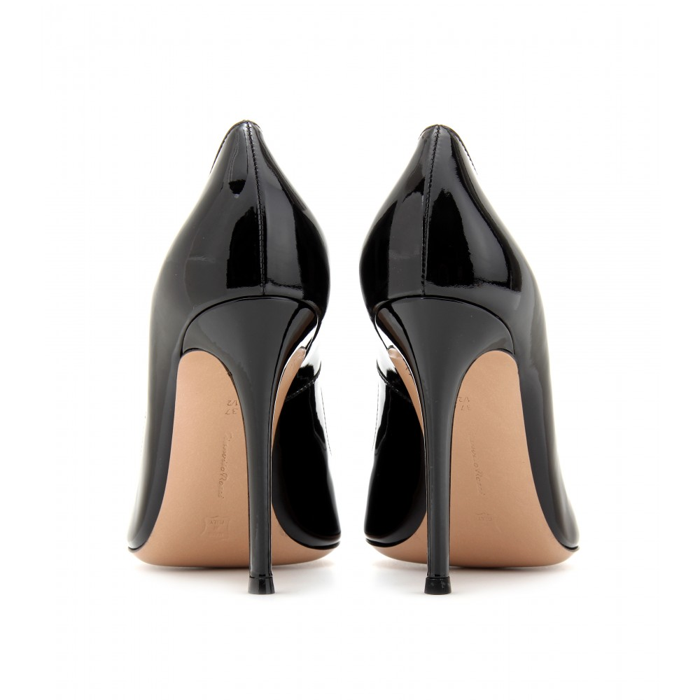 Gianvito Rossi Patent Leather Heels RLktgK