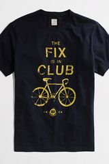 J.Crew Factory Bicycle Graphic Tee - Lyst