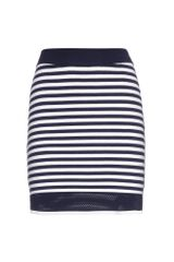 Rag & Bone Giselle Striped Skirt - Lyst