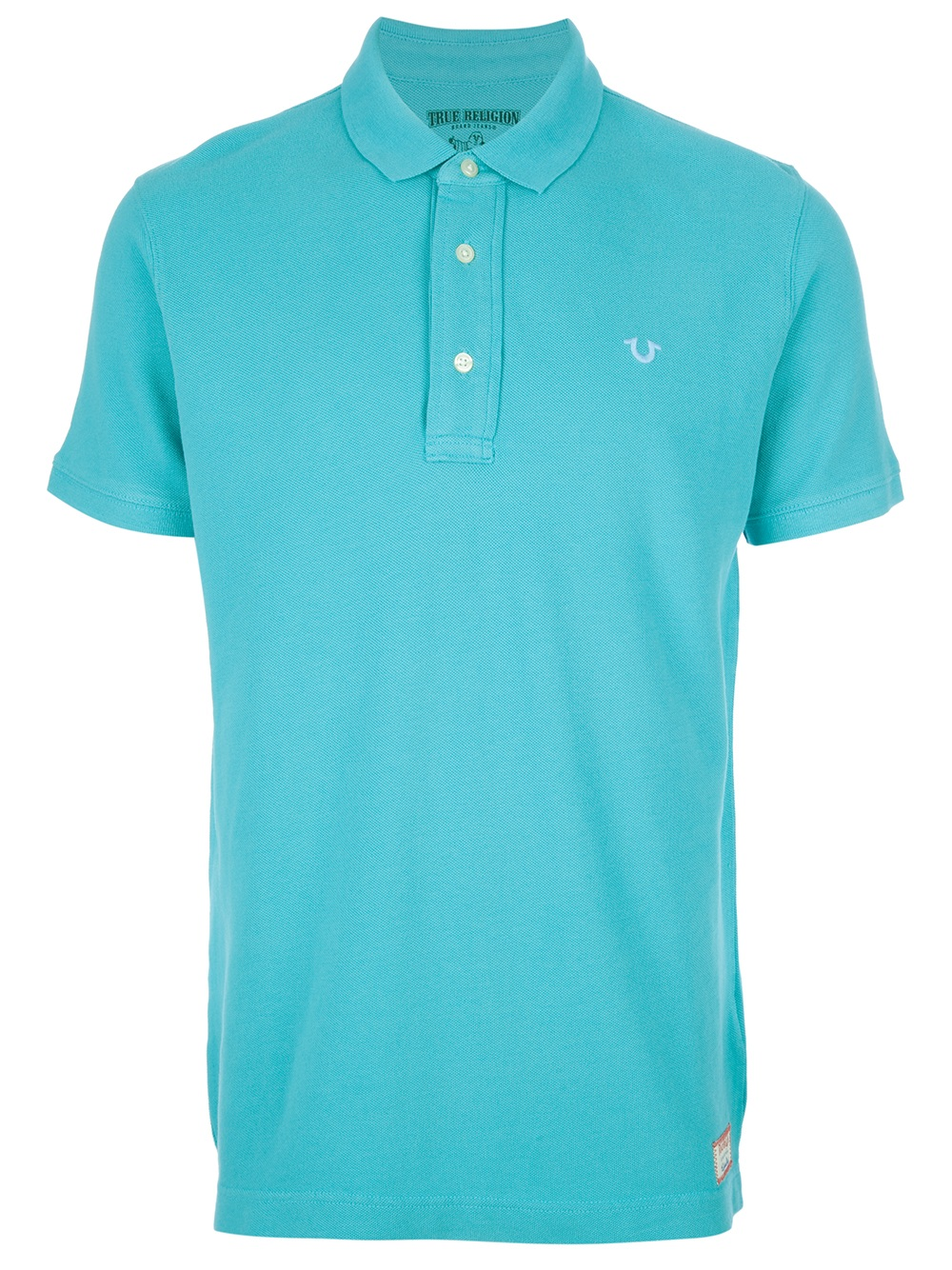 Turquoise Polo Shirts For Men