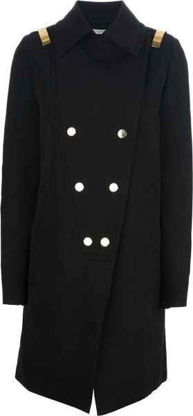 Givenchy Doublebreasted Coat - Lyst
