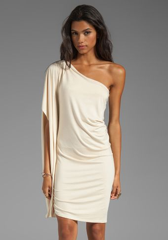 Rachel Pally Reed Dress in Cream - Lyst