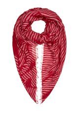 Stella McCartney Knotted Stripe Scarf - Lyst