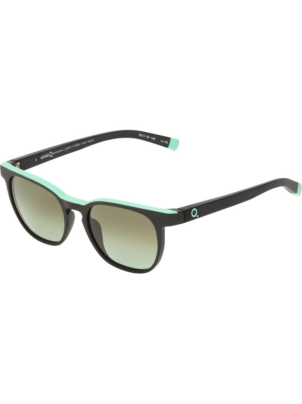 f7893a9b30e Etnia Barcelona Wayfarer Sunglasses in Black - Lyst