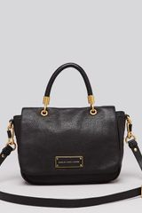 Marc By Marc Jacobs Satchel Too Hot To Handle Small Top Handle - Lyst