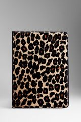 Burberry Spotted Animal Print Ipad Mini Case - Lyst