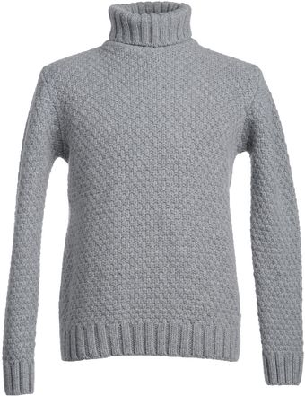 Grp Polo Neck - Lyst