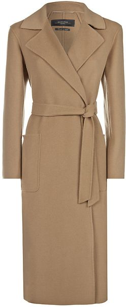 Maxmara Weekend Nadar Belted Wool Coat - Lyst