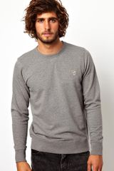 Paul Smith Zebra Crew Neck Sweat - Lyst