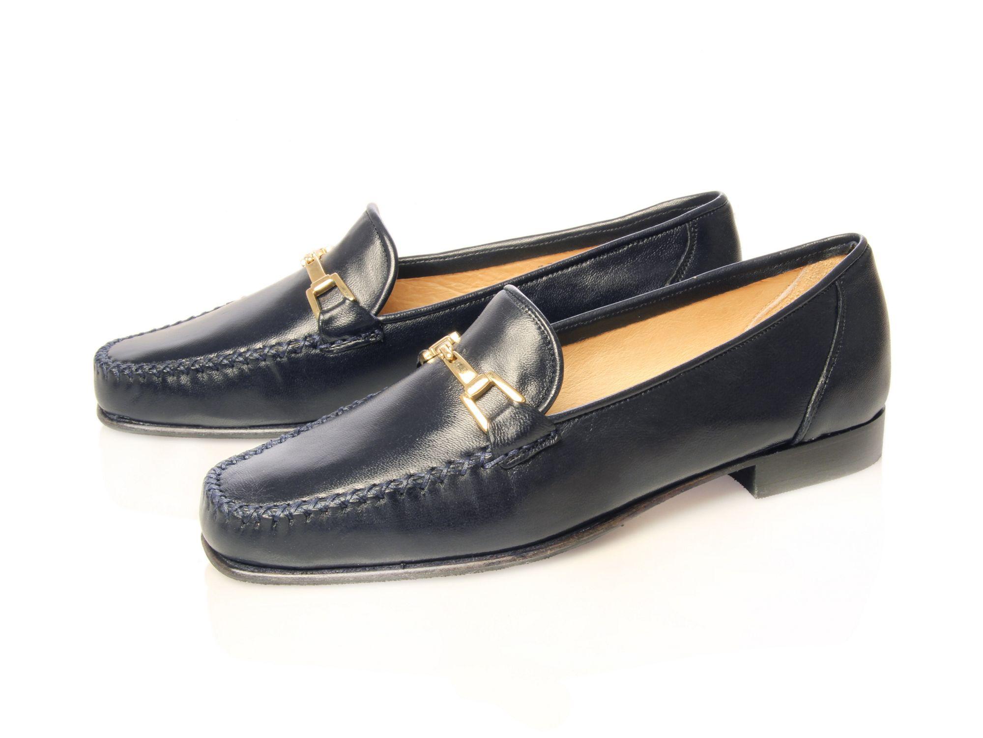 Carvela Kurt Geiger Mariner Loafers In Blue For Men   Lyst