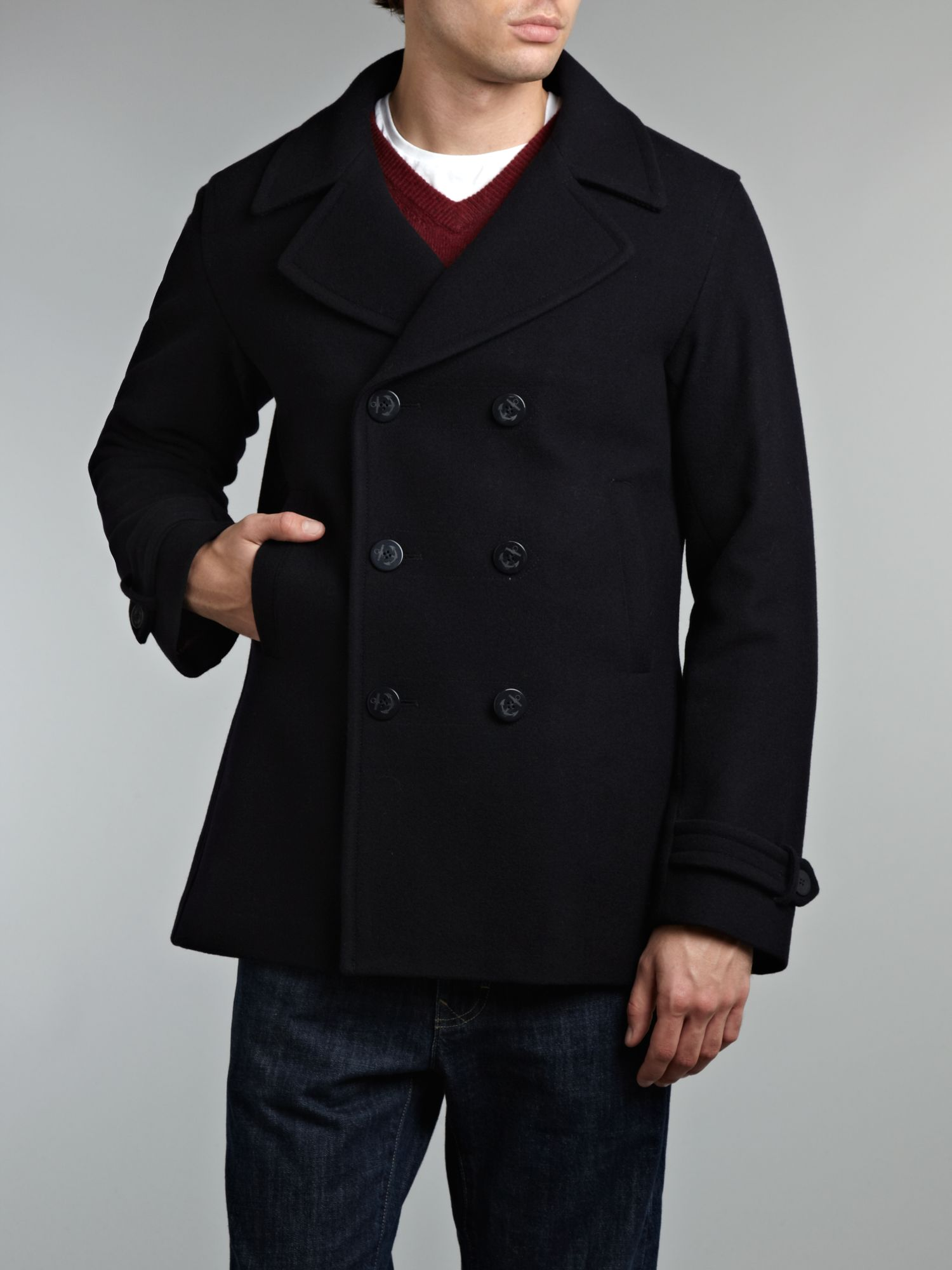 Peacoat Jacket | Gommap Blog