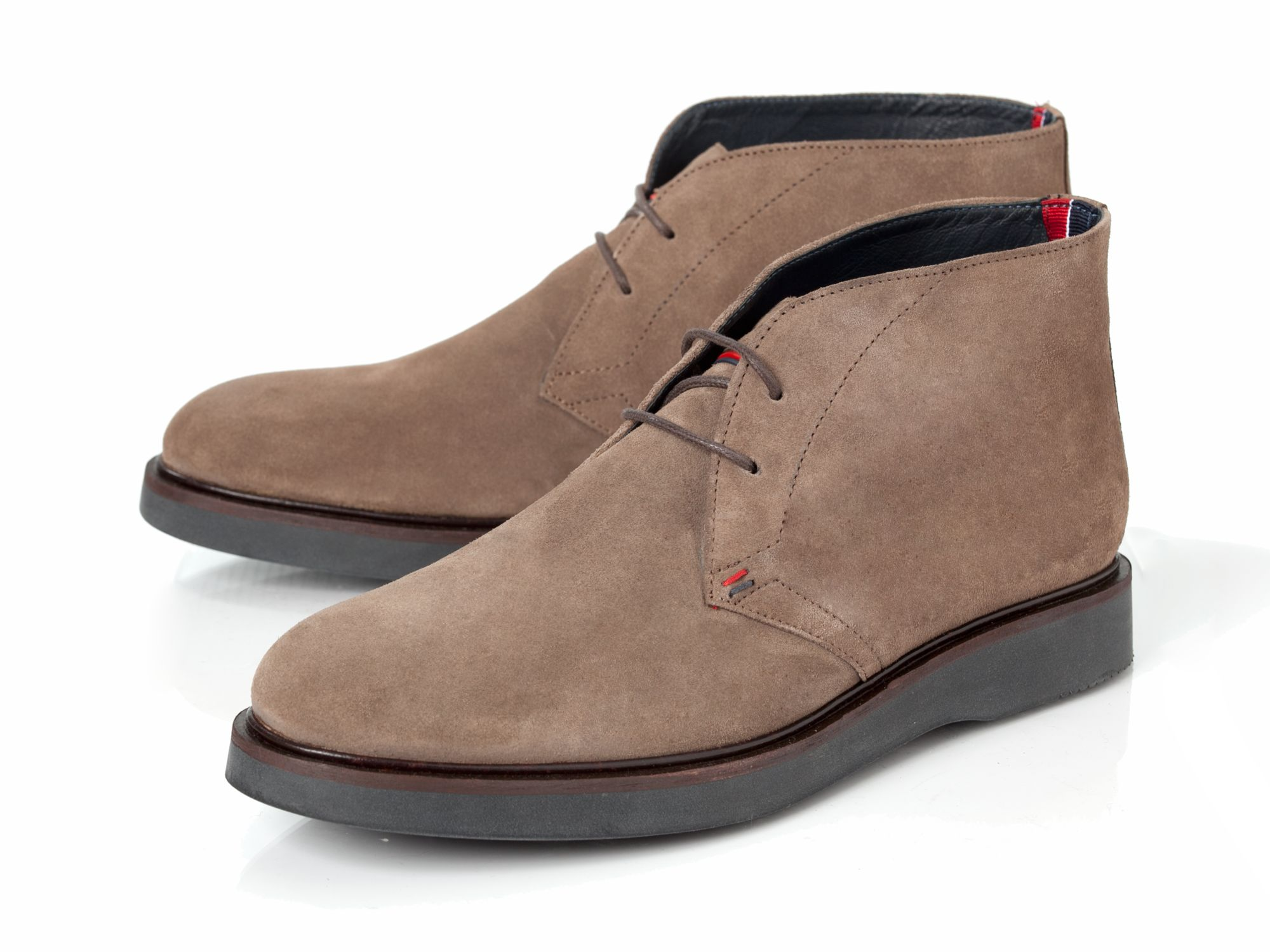 Lyst Tommy Hilfiger Anderson 12 Casual Boots In Brown