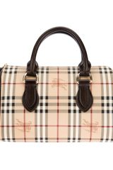 Burberry Chester Hold All - Lyst