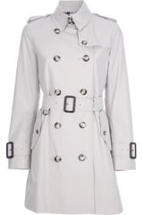 Burberry Marystow Trench Coat - Lyst