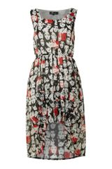 Cutie Warhol Print Dress - Lyst