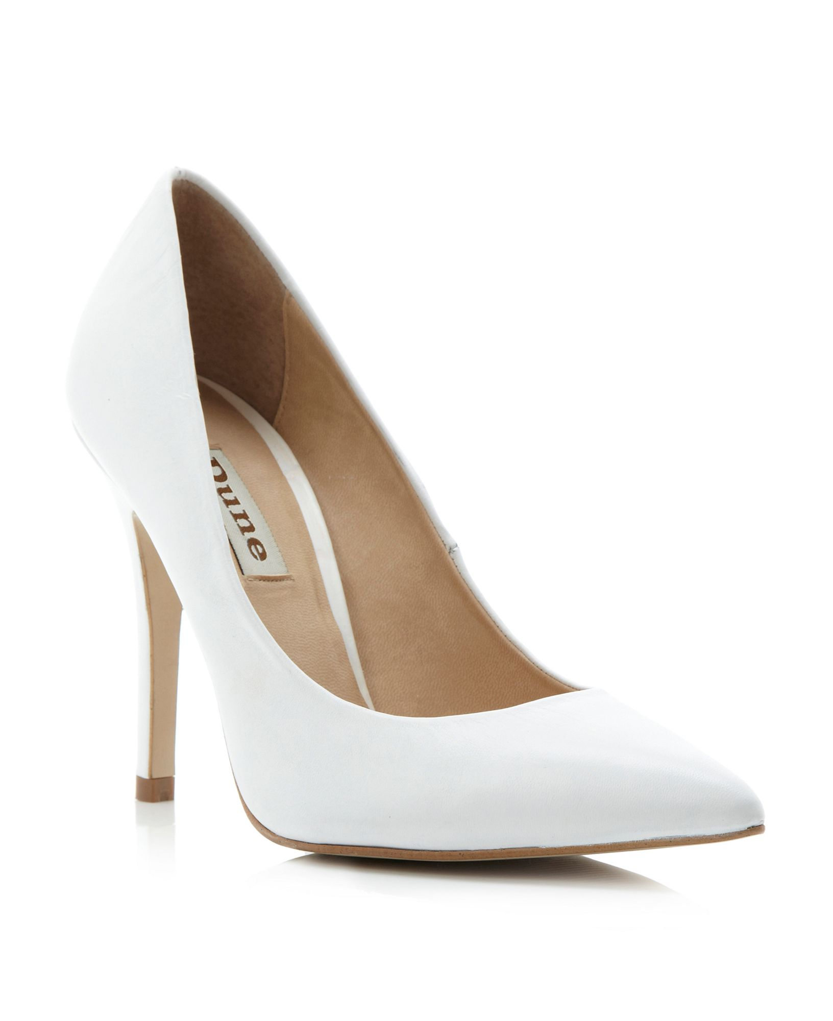 Shoeniverse Wedding Party Shoes featuring DUNE Alvino Pointed
