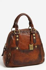 Frye Elaine Vintage Leather Backpack - Lyst
