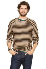 Gap Striped Sweater Pullover - Lyst