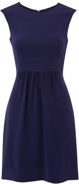 Hobbs Orianna Dress in Purple - Lyst