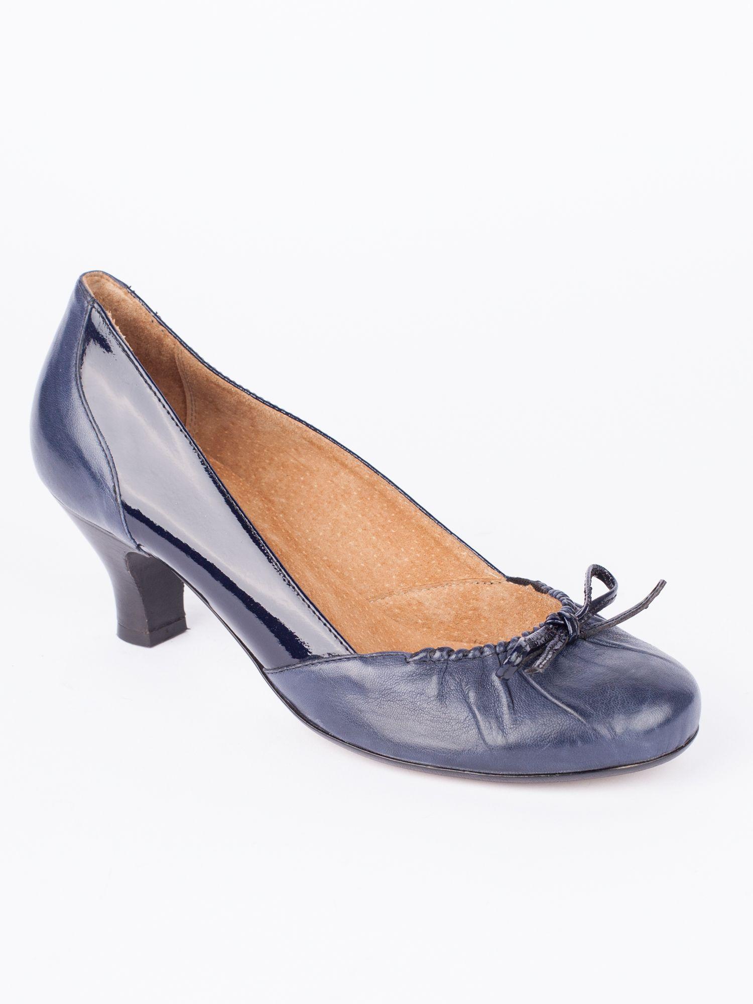 Jones Bootmaker Shoes Blue