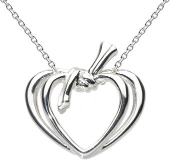 Kit Heath Tethered Heart Necklace - Lyst