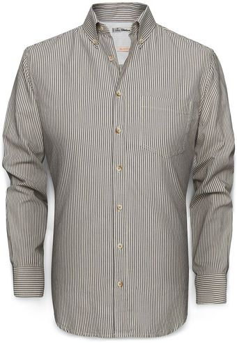 Mango Slimfit Striped Cotton Oxford Shirt - Lyst