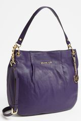 Michael by Michael Kors Bedford Large Shoulder Bag - Lyst