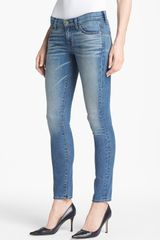 Textile Elizabeth And James Debbie Skinny Jeans - Lyst