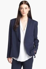 Theyskens' Theory Janton Fruma Single Button Jacket - Lyst