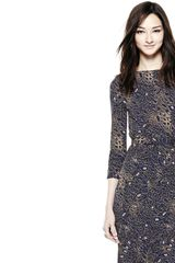Tory Burch Denise Dress - Lyst