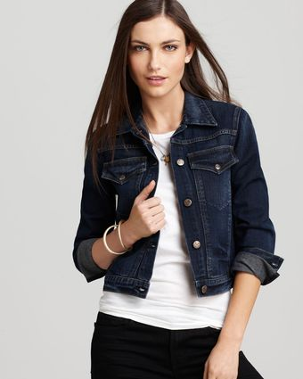 Citizens Of Humanity Denim Jacket Borderline in Venus Wash - Lyst