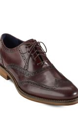 Cole Haan Air Madison Wingtip Oxfords - Lyst
