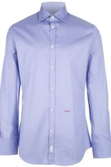 DSquared2 Button Down Shirt - Lyst